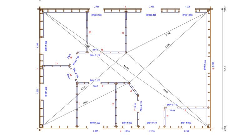 holzhaus montageanleitungen f r den blockhaus selbstbau. Black Bedroom Furniture Sets. Home Design Ideas